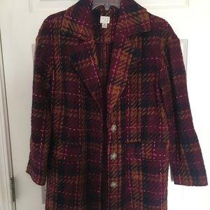 Fun yet formal coat
